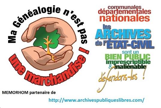 archives yonne état civil